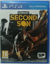 Infamous Second Son. Ps4. Fisico. Pal España
