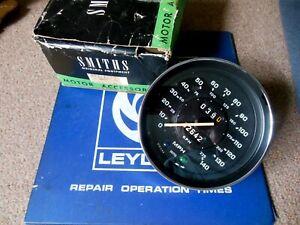 Original British Leyland Smiths Rebuilt Speedometer 73-75 Triumph TR6 218827