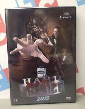 TNA Impact Wrestling Hardcore Justice 2015 PPV DVD WWE Matt Hardy