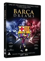Barca Dreams [DVD][Region 2]