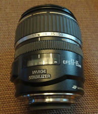 Canon Objektiv EF-S 17-85mm 1:4-5.6 IS USM Ultrasonic + Zugabe