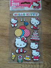 EK Success Adesivi Hello Kitty 3D NUOVO con confezione