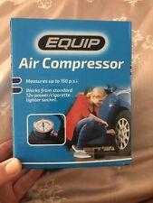 Equip Car Tyre Air Compressor Inflator 150psi Garage Workshop Equipment