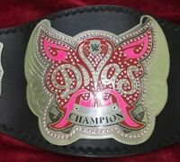WWE Divas Championship Belt / Real Leather / Adult Size ( Replica )