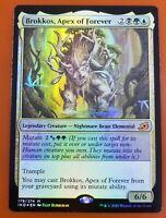 1x Brokkos, Apex of Forever | FOIL | Ikoria Lair of Behemoths | MTG Magic Cards