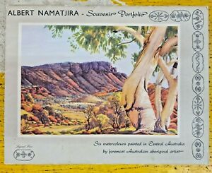 Albert Namatjira Souvenir Portfolio (Paperback, 19??)