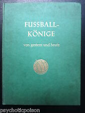 Fussball-Könige von gestern und heute. Große Kämpfe, Mannschaften  KOMPLETT 1962