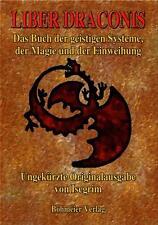 Liber Draconis von Isegrim (2009, Taschenbuch)