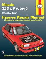 Mazda 323 & Protege (1990-2003) Haynes Repair Manual