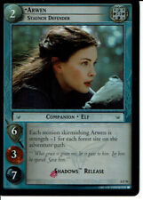 LORD OF THE RINGS TRADING CARD GAME FOIL PROMO CARD 0P79 ARWEN