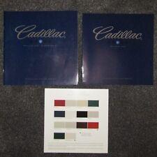 CADILLAC SEVILLE STS SLS Eldorado TC 4.6 V8 Northstar USA American brochure 1998