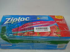New listing Ziploc Storage Bags with New Grip 'n Seal Technology, For Food, Sandwich,