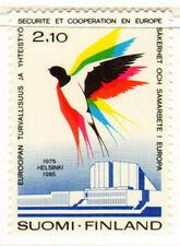 Finland 1975 Mi 770 European Swallow (Hirundo rustica) Conference Building - MNH