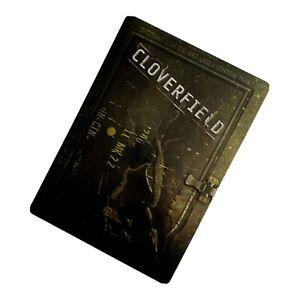 CLOVERFIELD Steelbook DVD region 3 NTSC 2008 horror J.J. Abrams Matt Reeves VGC