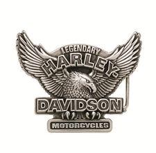 """Harley-Davidson Boucle De Ceinture Boucle """"Légendaire Eagle"""" 97693-16VM"""