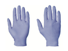 Gloves Nitrile X-Large Superior Powder Free Mechanics Heavy Duty Rubber x 100