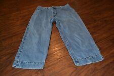 D5- Eddie Bauer Capri Jeans Size 8