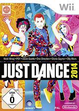 Just Dance 2014 für Nintendo Wii | NEUWARE | DEUTSCHE VERSION!