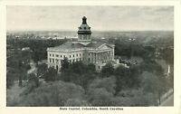 Postcard State Capitol, Columbia, SC