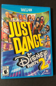Just Dance [ Disney Party 2 ] (Wii U) NEW