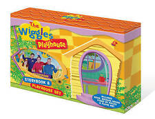 The Wiggles Playhouse by Lake Press (Novelty book, 2016)