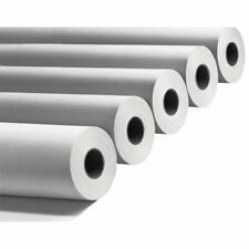 """8 Rolls 80gsm Plotter Paper 24"""" A1 610mm x 50MT for HP Designjet Canon iPF EPSON"""
