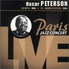 Oscar Peterson - Paris Jazz Concert Live [New CD] Canada - Import