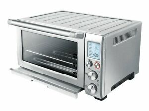 Breville BOV845BSS The Smart Oven Pro Convection Toaster Oven, Silver