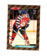 1992-93 Bowman #200 Brian Bellows FOIL SP