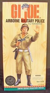 GI Joe Airborne Military Police - a Limited Edition from Hasbro (1996)
