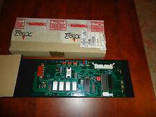 POLAR, KEYBOARD COMPUTER ECM 2 SET PROGRAM CARD, PART#ZA3.016122R, NEW