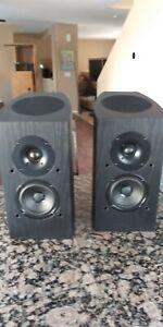 Pioneer SP-BS22-LR  Andrew Jones Designed Speakers (Pair) +  ATMOS Up-firing spk