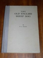 More details for rare old english sheepdog dog book by h.a. tilley 1st 1933