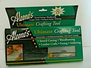Aleene's Ultimate Multi-Purpose Wood Burning Crafting Tool