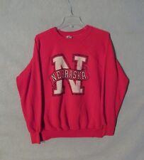 Nebraska Sweater University of: Vintage1970's Wingster  Men's XL Inv#Z8951