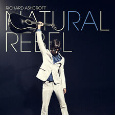 "Richard Ashcroft : Natural Rebel VINYL 12"" Album (2018) ***NEW*** Amazing Value"