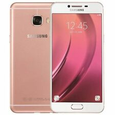 New Samsung Galaxy C5 SM-C5000 Duos Pink 32GB  5.2'' 16MP  (FACTORY UNLOCKED)