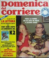 DOMENICA DEL CORRIERE N.32 1974
