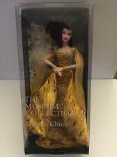 Barbie Doll Pink Label Gustav Klimt Museum Collection NRFB V0443