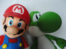 Super Mario Bros & Yoshi 5 Inch Nintendo Collectable Figure / Licensed Run