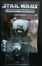 "Casque de collection Star Wars n°75 ""Tam Posla"" (Editions Altaya) (GW)"