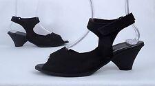 Arche 'Luxor' Sandal - Black- Size 9 US/ 40 EU - $345  (P23)