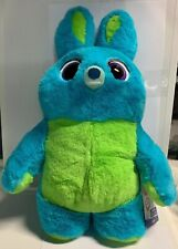 "Disney Pixar Toy Story 4 Talking Bunny Plush 16"" NWT NEW"