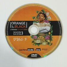 Orange Is The New Black - Season 3 Disc 3 - DVD Disc Only - Replacement Disc