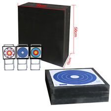 Portable Archery Foam Target 3d High Density Self Healing Foam Thick 50x50x15cm