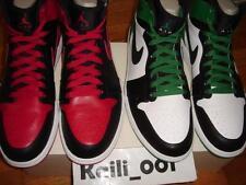 Nike Air Jordan DMP 1 Retro HIGH Sz 11.5 Bred Boston Banned Royal Black Toe OG B