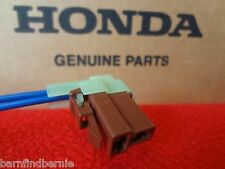 Honda Accord Prelude Front Turn Signal Socket Connector Harness Repair Kit OEM