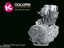 Vernice Motore Grigio Opaco 250gr