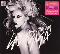 Lady Gaga Born this way (2011, foc-cardsleeve) [Maxi-CD]
