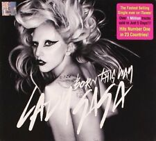 Lady Gaga Born this way (2011, phasedepleinecapacitéopérationnelle-CARDSLEEVE) [Maxi-CD]